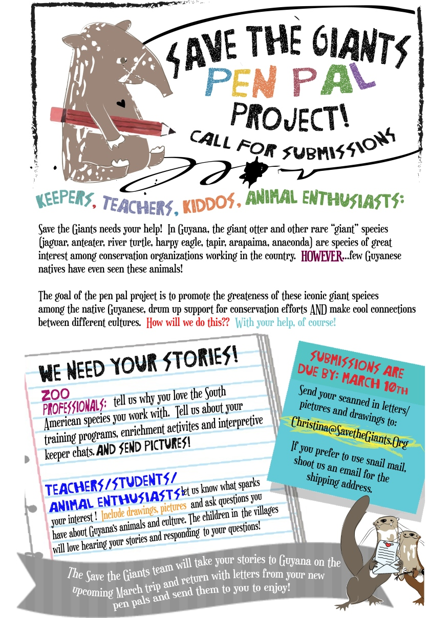 PEN PAL PROJECT